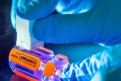 案件DNA样本采集系列